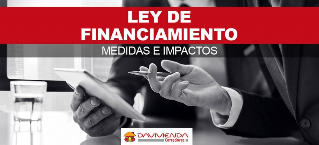 Ley de financiamiento