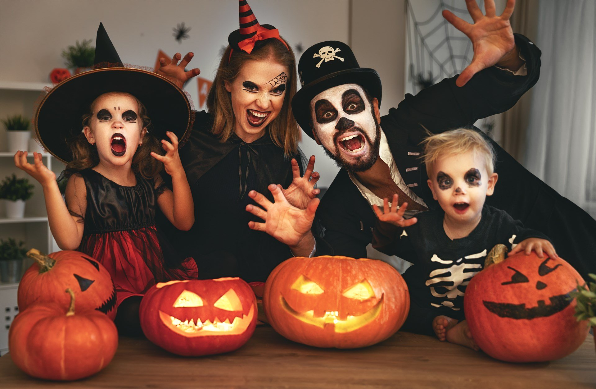 Photo of Disfrute las celebraciones de Halloween sin accidentes
