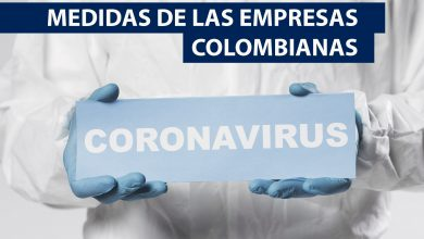 Photo of Medidas de las Empresas Colombianas Ante el Covid-19